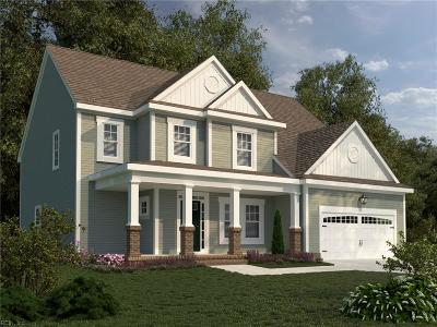 Western Branch Single Family Home For Sale: Mm Venice At Western Branch Reserve