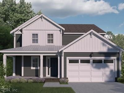 Western Branch Single Family Home For Sale: Mm Palermo At Western Branch Reserve