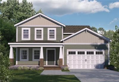 Western Branch Single Family Home For Sale: Mm Tuscan At Western Branch Reserve
