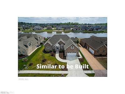 Chesapeake Single Family Home For Sale: 1500 Alixis Way