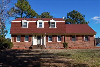Portsmouth Single Family Home For Sale: 161 Yorkshire Rd