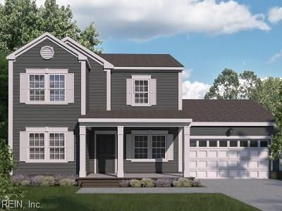 Western Branch Single Family Home For Sale: Mm Ravello At Western Branch Reserve