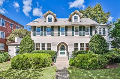 Hampton Single Family Home For Sale: 4507 Victoria Blvd