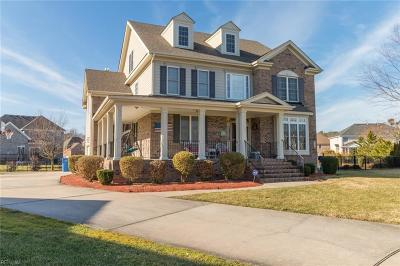 Chesapeake Single Family Home For Sale: 304 Mistral Pl