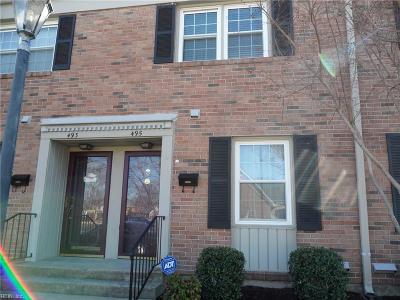 Hampton Single Family Home For Sale: 495 Bridge St