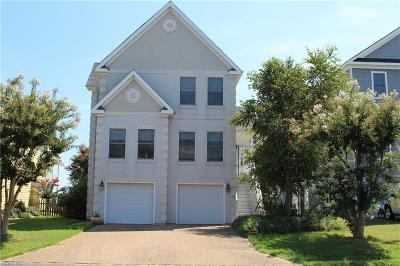 Hampton Single Family Home For Sale: 27 Channel Ln