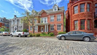 Norfolk Single Family Home For Sale: 248 W. Freemason Street St
