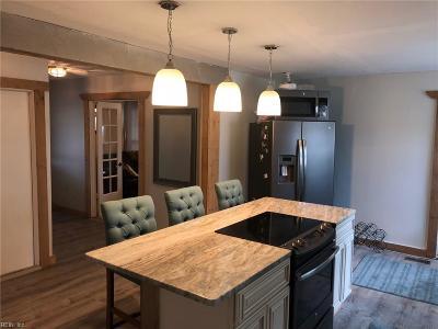 Hampton Single Family Home For Sale: 341 Harris Creek Rd