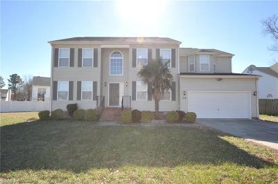 Hampton Single Family Home For Sale: 310 Roberta Dr