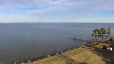 Suffolk Single Family Home For Sale: 9388 Rivershore Dr
