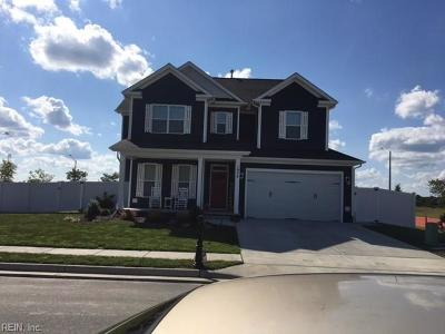 Chesapeake Single Family Home Under Contract: 405 Alistair Ct