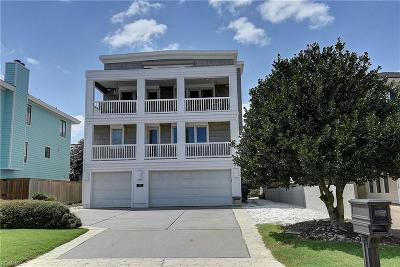 Chesapeake, Hampton, Norfolk, Portsmouth, Suffolk, Virginia Beach Single Family Home Under Contract: 633 S Atlantic Ave