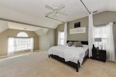 Chesapeake Single Family Home For Sale: 1433 Rivers Edge Trce