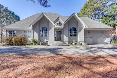 Hampton Single Family Home For Sale: 1701 N King St