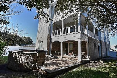 Virginia Beach Single Family Home For Sale: 114 65th St #B