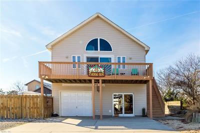 Sandbridge Beach Single Family Home New Listing: 2941 Sandpiper Rd