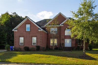 Suffolk Single Family Home For Sale: 4025 Appaloosa Ct