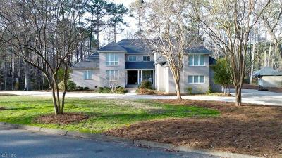 Chesapeake, Hampton, Norfolk, Portsmouth, Suffolk, Virginia Beach Single Family Home For Sale: 2685 Shorehaven Dr