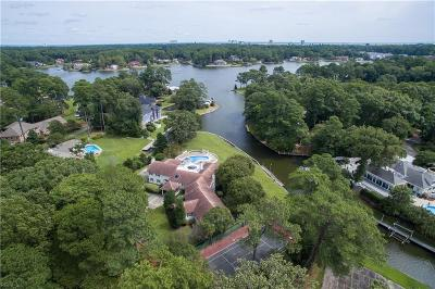 Chesapeake, Hampton, Norfolk, Portsmouth, Suffolk, Virginia Beach Single Family Home For Sale: 896 Winwood Dr
