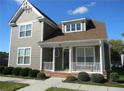 Hampton Single Family Home New Listing: 48 Ferncliff Dr