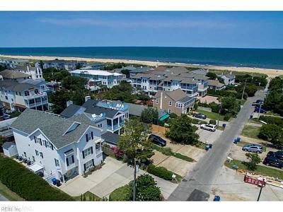 Virginia Beach Single Family Home For Sale: 123 65th St