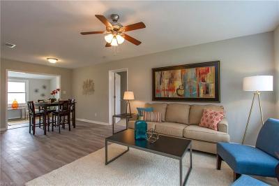 Virginia Beach VA Single Family Home New Listing: $229,000