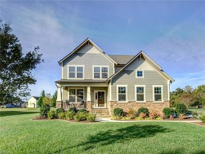 Suffolk Single Family Home New Listing: 117 Torrington Cir
