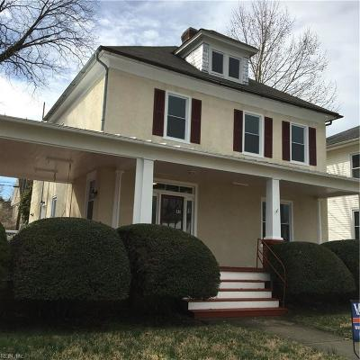Hampton Single Family Home New Listing: 55 Linden Ave