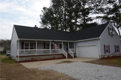 Hampton Single Family Home New Listing: 1352 Big Bethel Rd