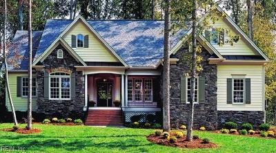 Hampton Single Family Home For Sale: 81 Finns Point Ln