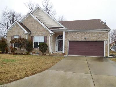 Suffolk Single Family Home New Listing: 104 Mistral Ter