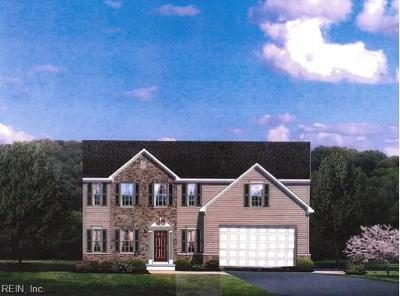 Hampton Single Family Home Under Contract: 377 Manning Ln