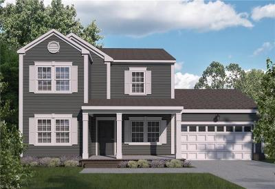 Western Branch Single Family Home For Sale: Mm Ravello 2 At Western Branch Reserve