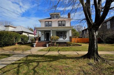 Portsmouth Single Family Home New Listing: 333 Maryland Ave