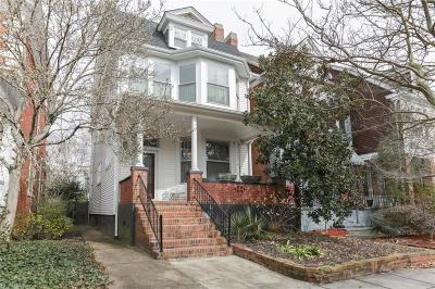 Norfolk Single Family Home For Sale: 610 Westover Ave