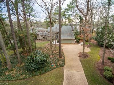 Virginia Beach Single Family Home New Listing: 945 Winthrope Dr