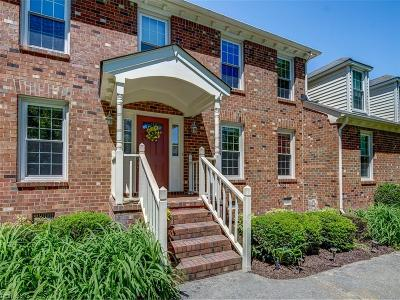 Virginia Beach Single Family Home New Listing: 1144 Wivenhoe Way