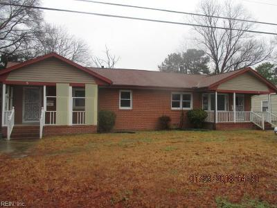 Portsmouth Single Family Home New Listing: 53 Grand St