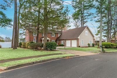Norfolk Single Family Home New Listing: 5967 McGinnis Cir