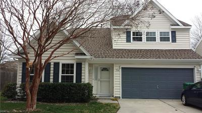 Suffolk Single Family Home New Listing: 164 Graystone Trce