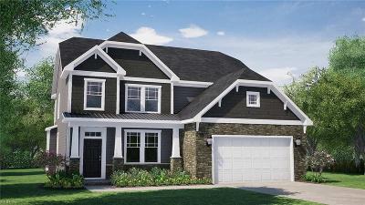 Virginia Beach Single Family Home New Listing: Mm Sandalwood (Kingston Estates)