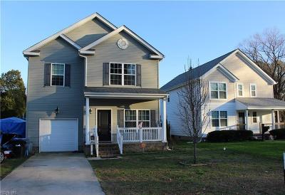 Portsmouth Single Family Home New Listing: 28 Pollux Cir E