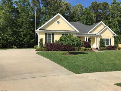 Suffolk Single Family Home New Listing: 2005 Skimmers Ln