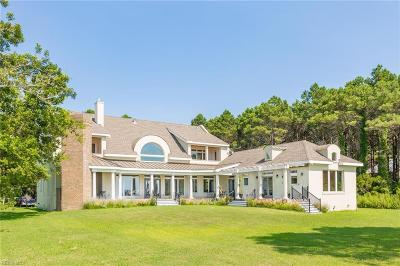 Cape Charles Residential For Sale: 1766 Sand Hill Dr