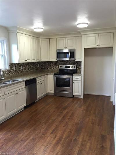 Portsmouth Single Family Home New Listing: 5725 Rivermill Cir