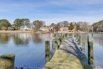 Hampton Single Family Home Under Contract: 3 Fulton Farm Rd