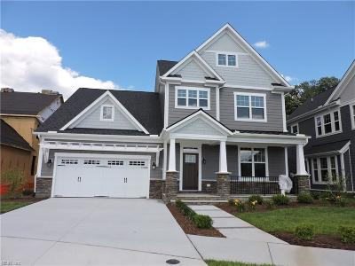 Virginia Beach Single Family Home New Listing: 1913 Quincy Way