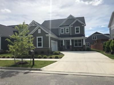 Virginia Beach Single Family Home New Listing: 1904 Terramar Ln