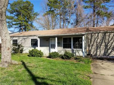 Hampton Single Family Home New Listing: 13 Marldale Dr