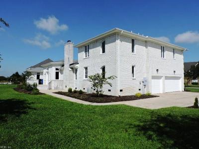 Virginia Beach Single Family Home New Listing: 2501 Greystone St
